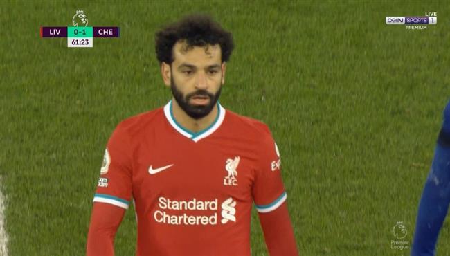 ملخص لمسات محمد صلاح فى مباراة ليفربول وتشيلسي