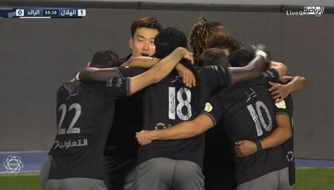 اهداف مباراة الهلال والرائد (2-1) الدوري السعودي