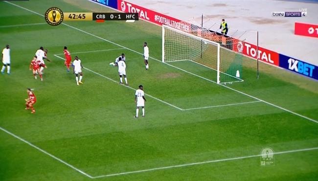 هدف شباب بلوزداد الرائع بالكعب امام الهلال السوداني بدوري ابطال افريقيا