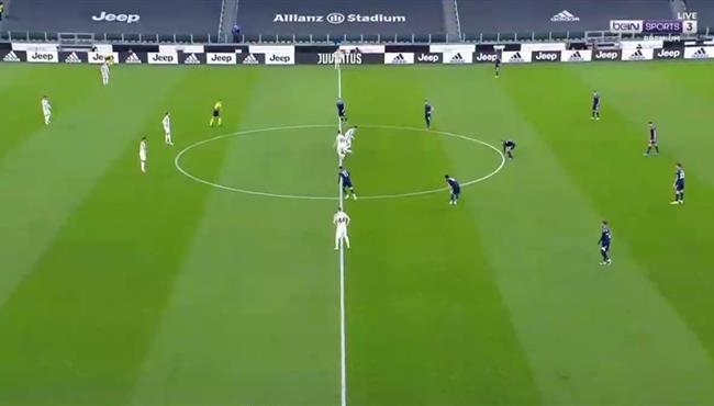 ملخص مباراة يوفنتوس ولاتسيو (3-1) الدوري الايطالي