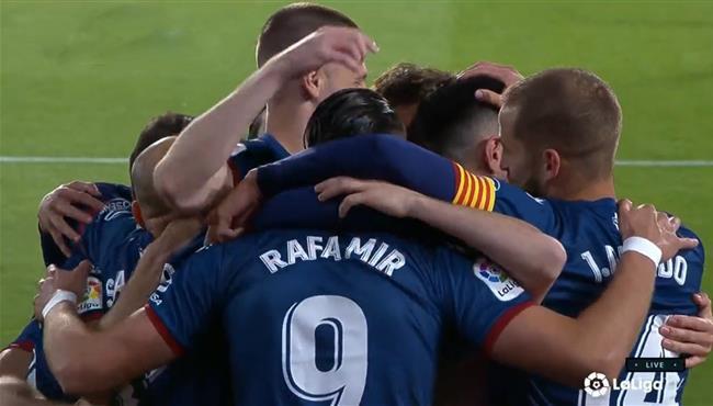 اهداف مباراة هويسكا والتشي (3-1) الدوري الاسباني