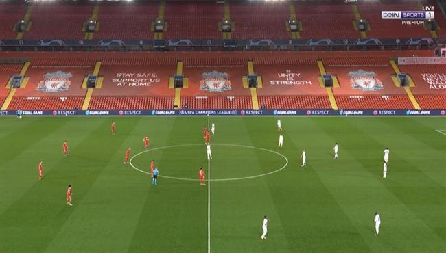 ملخص مباراة ليفربول وريال مدريد بدوري أبطال أوروبا