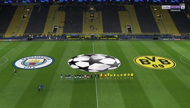 ملخص مباراة مانشستر سيتي وبوروسيا دورتموند (21) دوري أبطال أوروبا