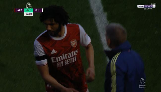 ملخص لمسات محمد النني في مباراة ارسنال وفولهام بالدوري الانجليزي