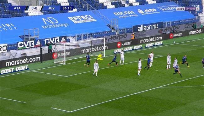 هدف فوز اتالانتا علي يوفنتوس (1-0) الدوري الايطالي