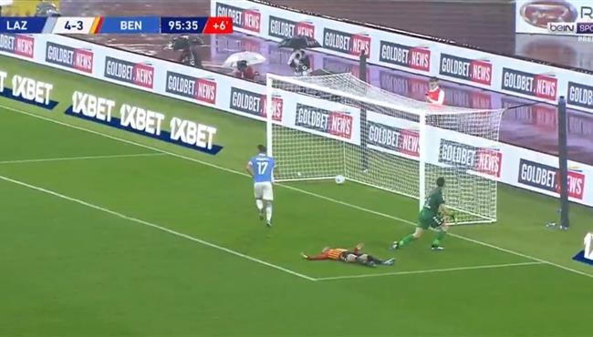 اهداف مباراة لاتسيو وبنيفنتو (5-3) الدوري الايطالي