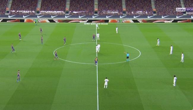 ملخص مباراة برشلونة وخيتافي (5-2) الدوري الاسباني