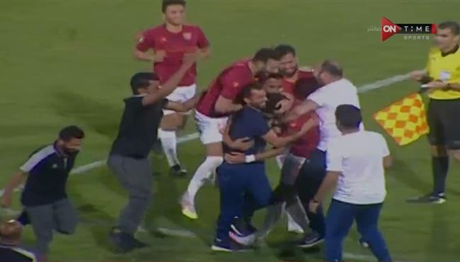 اهداف مباراة بيراميدز وسيراميكا كليوباترا فى الدوري المصري .. مباشر