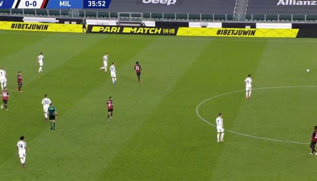 ملخص مباراة ميلان ويوفنتوس (3-0) الدوري الايطالي