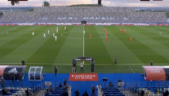 ملخص مباراة ريال مدريد واشبيلية (2-2) الدوري الاسباني