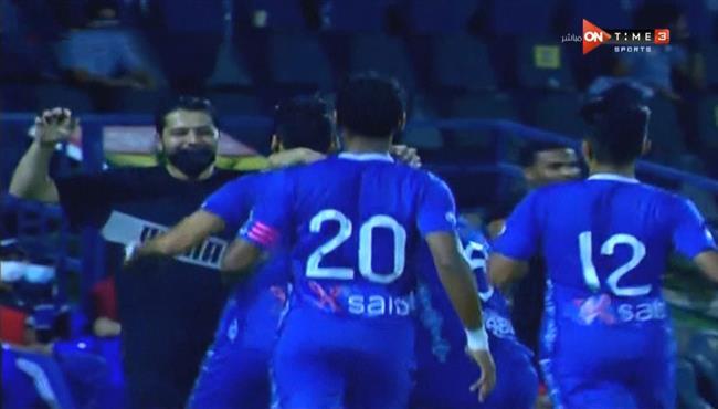 اهداف مباراة الجونة واسوان (1-1) الدوري المصري