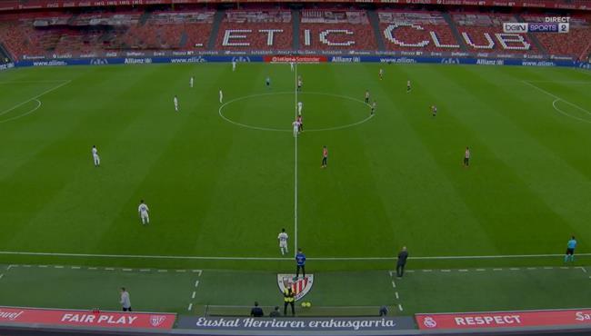 ملخص مباراة ريال مدريد واتلتيك بلباو (1-0) الدوري الاسباني