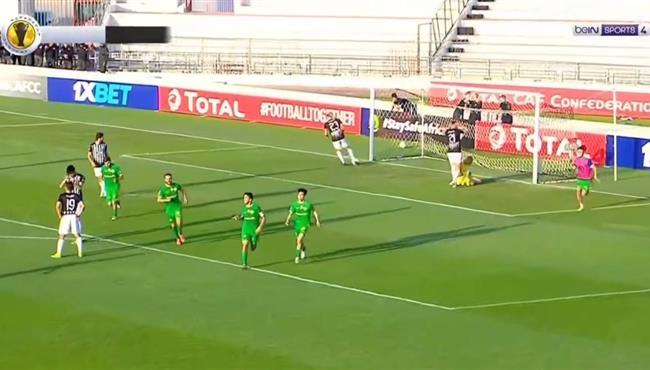 هدف فوز شبيبة القبائل علي الصفاقسي (1-0) كأس الكونفدرالية