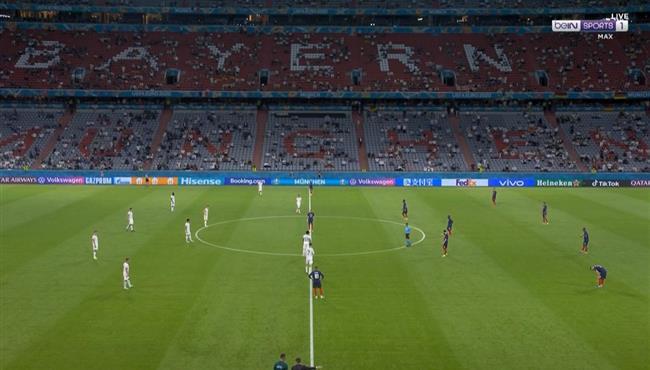 ملخص مباراة فرنسا والمانيا (1-0) كاس امم اوروبا