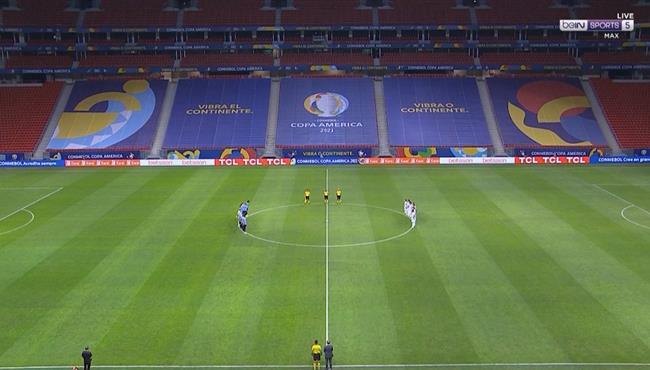 ملخص مباراة الارجنتين واوروجواي (1-0) كوبا امريكا