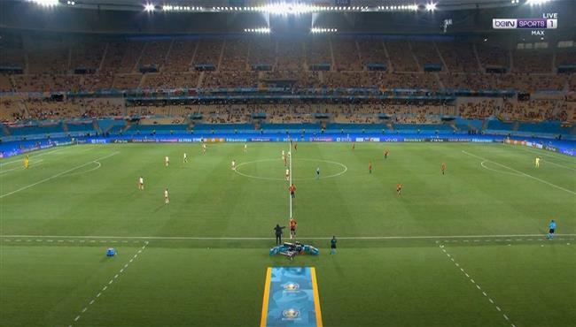 ملخص مباراة اسبانيا وبولندا (1-1) كاس أمم أوروبا