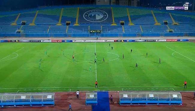 ملخص مباراة بيراميدز والرجاء البيضاوي (0-0) كاس الكونفدرالية