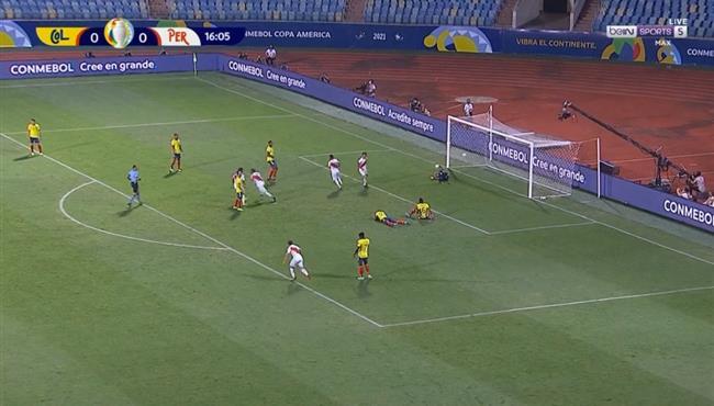 اهداف مباراة كولومبيا وبيرو (1-2) كوبا امريكا