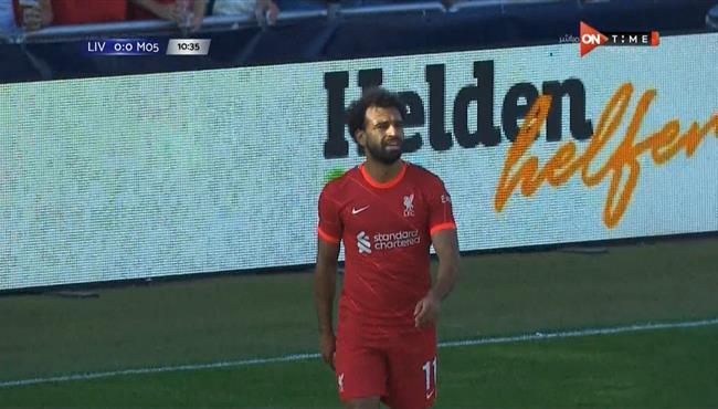 ملخص لمسات محمد صلاح في مباراة ليفربول وماينز الودية