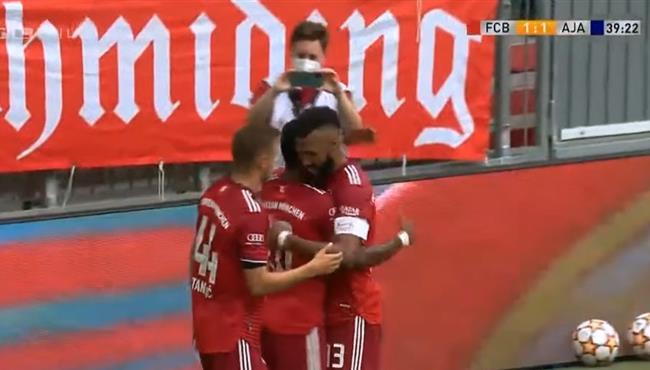 اهداف مباراة بايرن ميونخ واياكس(2-2) الودية