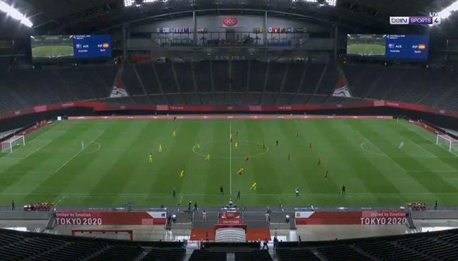 ملخص مباراة اسبانيا وأستراليا (1-0) أولمبياد طوكيو