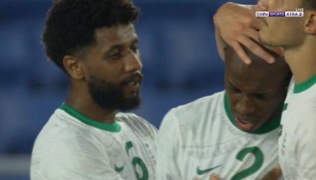 هدف تعادل السعودية مع المانيا (2-2) اولمبياد طوكيو