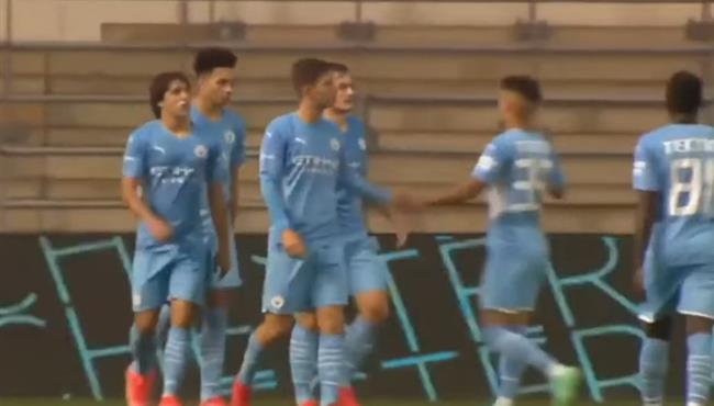 اهداف مباراة مانشستر سيتي وبريستون نورث (2-0) الودية