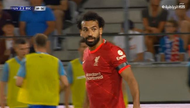 محمد صلاح يهدر فرصة هدف امام هيرتا برلين