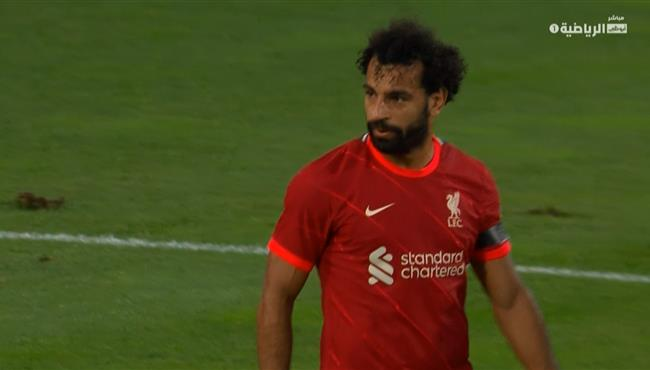 ملخص لمسات محمد صلاح في مباراة ليفربول وهيرتا برلين الودية