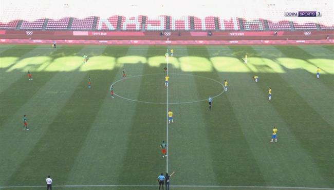 ملخص وركلات ترجيح مباراة البرازيل والمكسيك في اولمبياد طوكيو