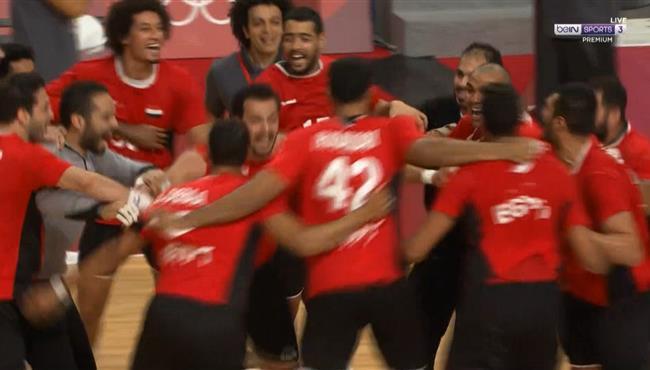 اهداف مباراة مصر والمانيا لكرة اليد (31-26) اولمبياد طوكيو
