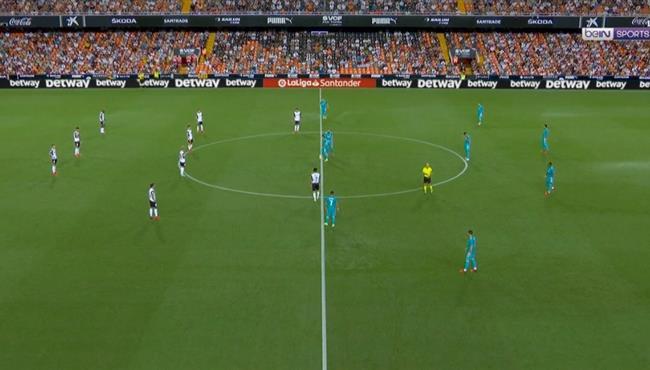 ملخص مباراة ريال مدريد وفالنسيا المثيرة (2-1) الدوري الاسباني