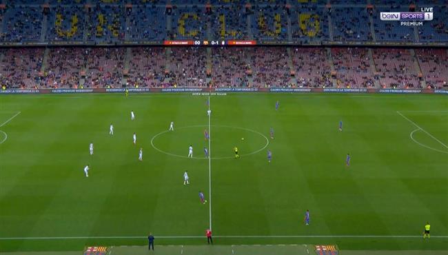 ملخص مباراة برشلونة وغرناطة (1-1) الدوري الاسباني