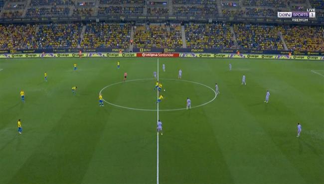 ملخص مباراة برشلونة وقادش في الدوري الاسباني
