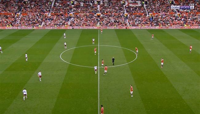 ملخص مباراة مانشستر يونايتد واستون فيلا (0-1) الدوري الانجليزي
