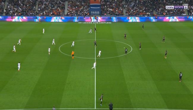 ملخص مباراة باريس سان جيرمان ومونبلييه (2-0) الدوري الفرنسي