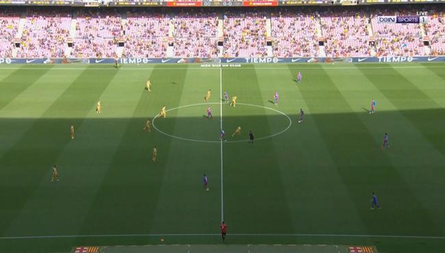 ملخص مباراة برشلونة وليفانتي (3-0) الدوري الاسباني