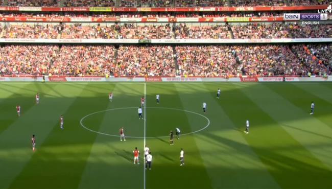 ملخص مباراة ارسنال وتوتنهام (3-1) الدوري الانجليزي